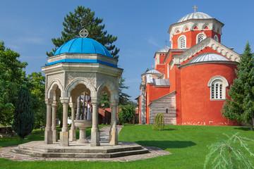 Monastery Zica