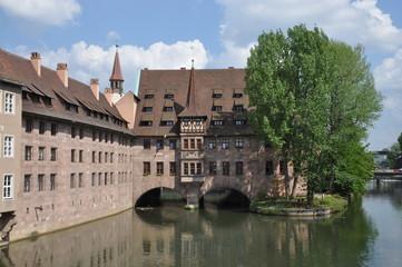 Heilig Geist Spital in Nürnberg