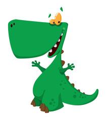 funny tirannosaur