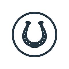 Horseshoe icon.