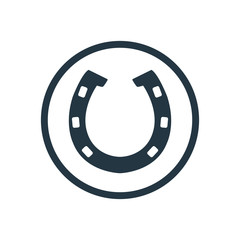 Horseshoe icon.