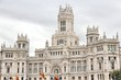 Madrid, Spain - Cibeles Palace