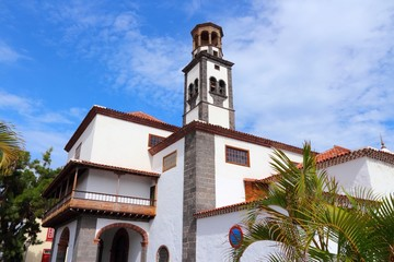 Santa Cruz de Tenerife - Concepcion church