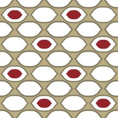 Classic retro seamless pattern