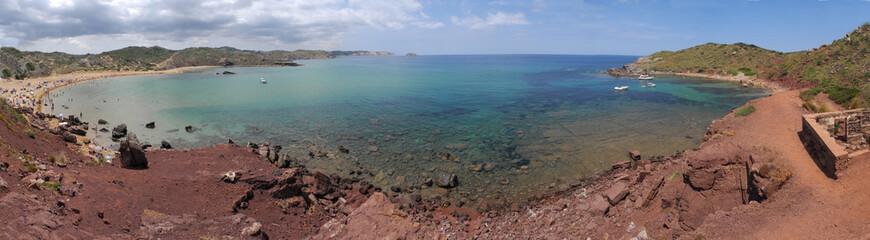 Panoramica Playa Cavalleria
