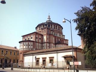 Milano, Basilica di Santa Maria delle Grazie