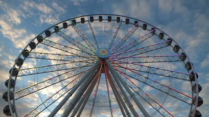 Great Wheel @ Seattle