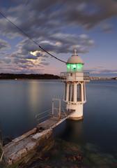 Cremorne Point Lighthouse Sydney Harbour