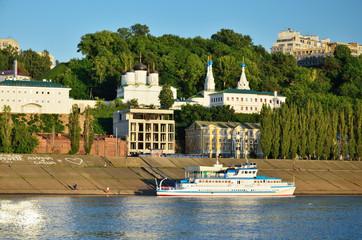 Russian city Nizhny Novgorod