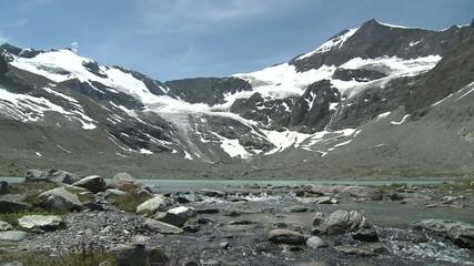 lac Montagne Glacier