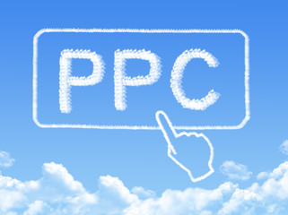 PPC message cloud shape