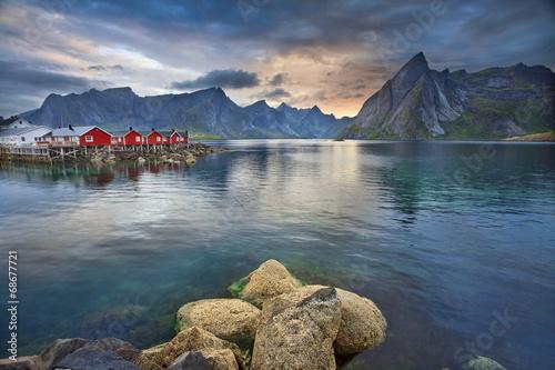 Lofoten Islands. - 68677721