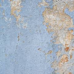Old grungy concrete wall fragment