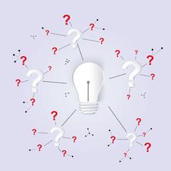 Solution  Concept Vector Design Logo