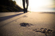Nordic walking sport run walk motion blur outdoor person legs st