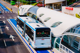 bus rapid transit (BRT) system in Taichung, Taiwan