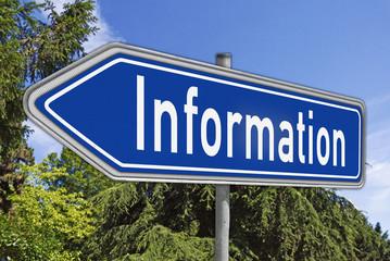 Wegweiser Information
