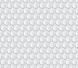 Hexagon design background