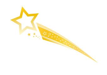 sternschnuppe gold II