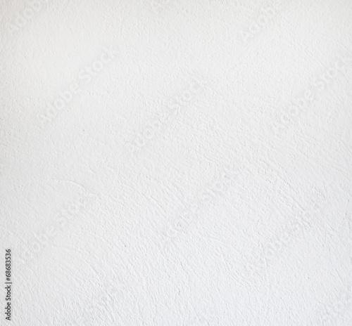 canvas print picture Weißer Mauerputz