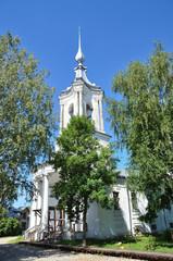 Церковь Варлаама Хутынского в Вологде, 1780 год