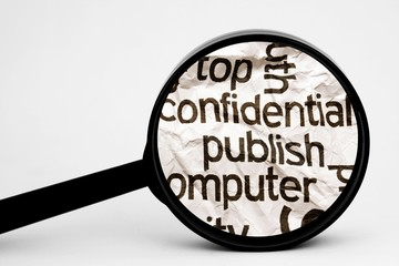 Publish confidential