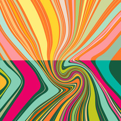 Wallpaper abstract wave pattern background