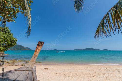 Paradisiac beach of Laem Ka, Koh Phuket - 68688550