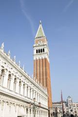 San Marco Campanile, Venice