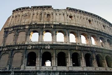 Rome empire colloseum