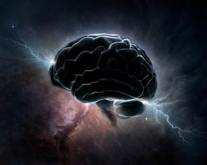 Cosmic Intelligence - Brain in universe
