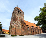 Sankt Hans Kirke Møn Stege Danmark poster
