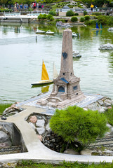 Italy in miniature, mini-Park, Rimini
