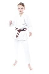 I am a karate kid !