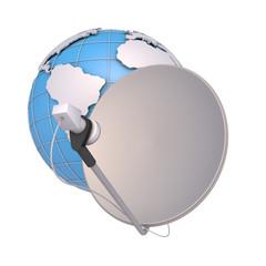 SAT and  globe