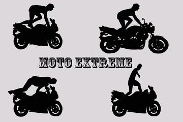 moto extrime