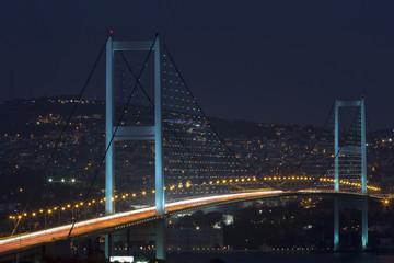 Bosphorus Bridge (Boğaziçi Köprüsü)