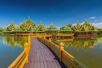 The ancient city in Bangkok