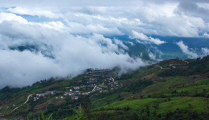 Phutabberk mountain,Thailand