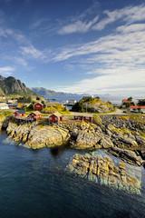Sakrisoy, Norwegia, Lofoty