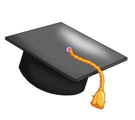 cappello del laureato