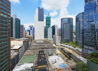 office buildings at day, hongkong kwun tong