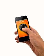 Smart Phone Secure Lock