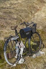 Zweckentfremdetes Fahrrad