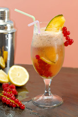 fruits non alcoholic cocktail