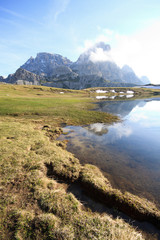 lago dei Piani (Dolomiti)
