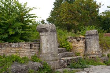 Archaeological reserve Nicopolis ad Istrum - Bulgaria