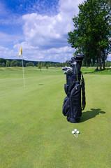 Golf equipment - outdoor composition