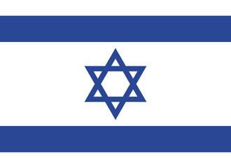 Fahne Israel