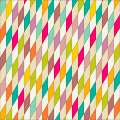 Wallpaper colorful triangles pattern geometric